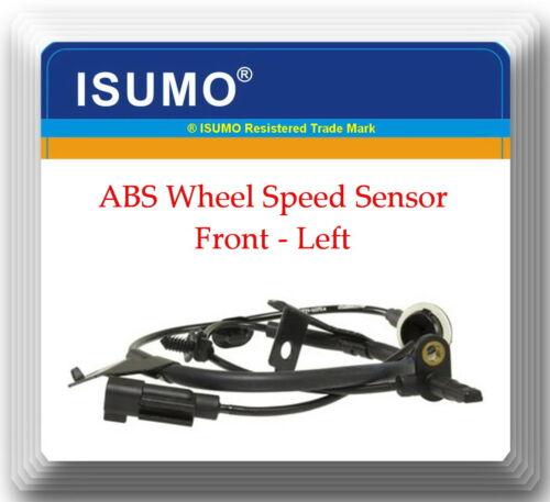 2 ABS Wheel Speed Sensor Front Left /& Right Fits 200 Sebring Avenger Journey
