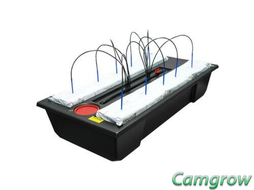 Complete Hydroponics Dripper System ATAMI WILMA 4 Pots 6L,11L,18L /& 25L Pots