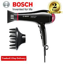 Bosch PHD7962GBA Professional Classic Coiffeur Hair Dryer 2500 Watt - Pink/Black