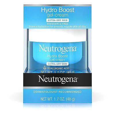 Crema Hidratante Facial Con ácido Hialurónico Piel Seca Neutrogena Hydro Boost Ebay