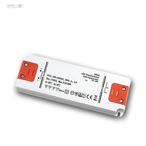trasformatore led slim 12v dc 30w per evg driver,chiave,alimentatore