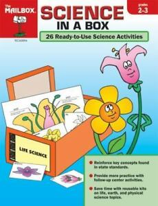 Science In A Box 26 Easy To Do Science Activities And Center Ideas