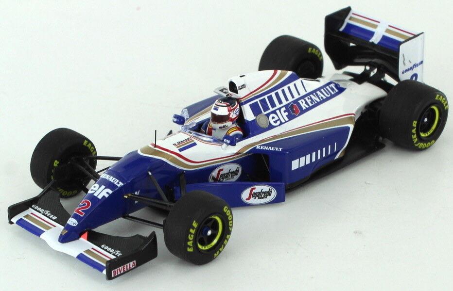 Williams RENAULT FW16 NIGEL MANSELL GP Francia 1994 1 43
