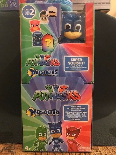 Nueva Versión-Mashems-Fashems-PJ másCocheas ser 2-Completo Funda (Box) 23+ pantalla + Extra
