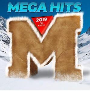 Mega Hits 2019 Die Erste 2 Cd Neu Ovp 14122018 Ebay