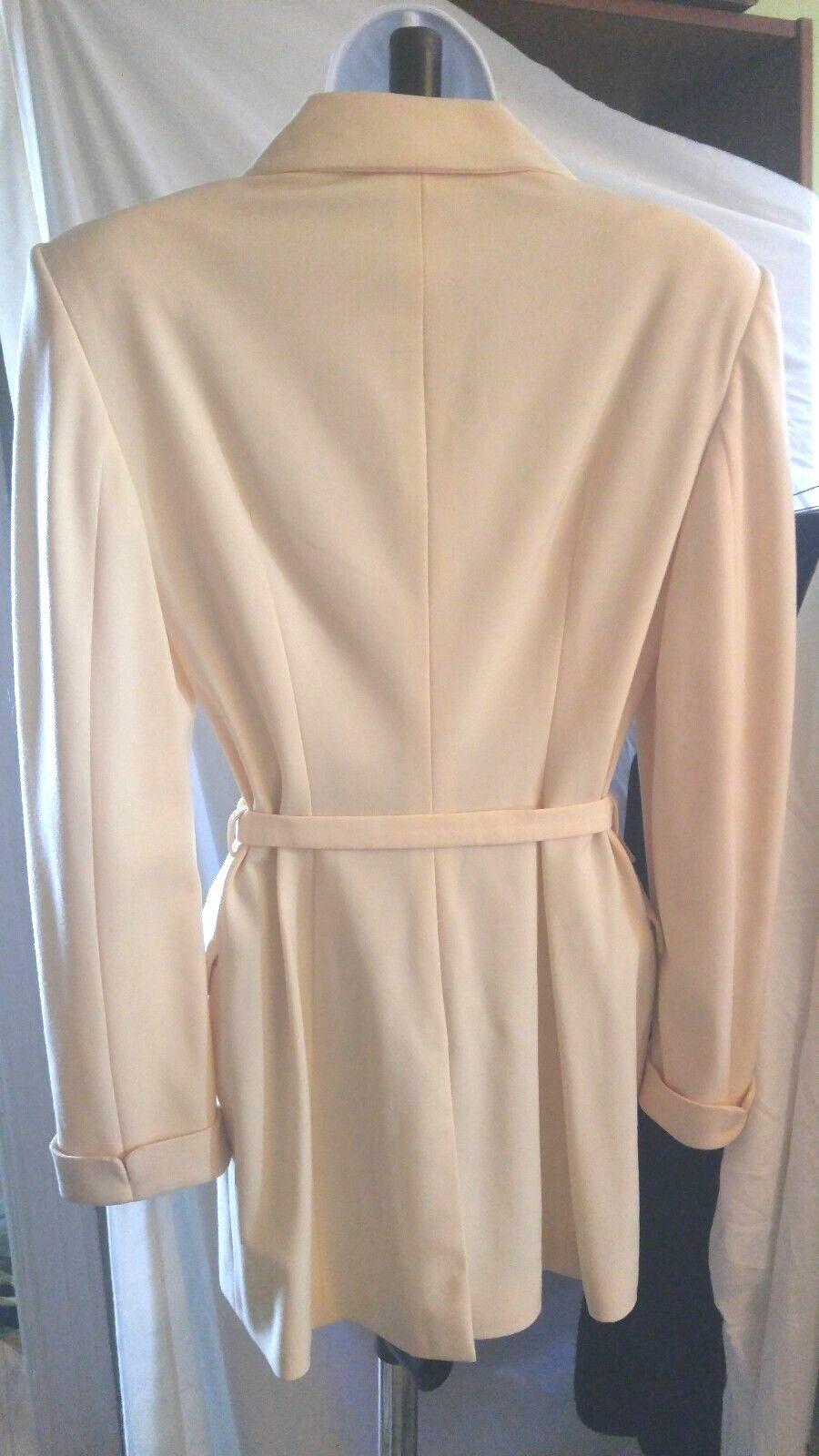 ANNA SUI 90s Vintage Wool Jacket M $550 - image 6