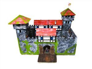 Ritter-Burg-Castel-Ravens-Nest-3186-zu-7cm-Sammelfiguren-Normannenburg-GMK