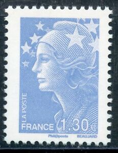 STAMP-TIMBRE-FRANCE-N-4344-MARIANNE-DE-BEAUJARD