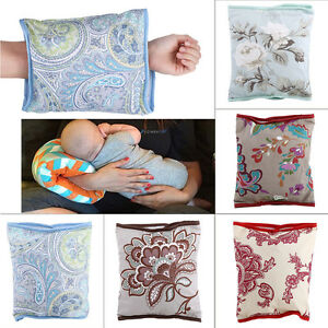 Breast-Feeding-Maternity-Soft-Nursing-Arm-Pillow-Baby-Support-for-Lunchbreak-ZY