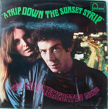 """THE LEATHERCOATED MINDS """"A TRIP DOWN THE SUNSET STRIP"""" FONTANA 5412 12""""LP [j984]"""