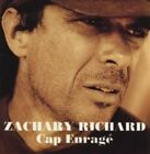 Cap Enrag' by Zachary Richard (CD, 1996, Initial)