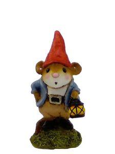 Wee Forest Folk M-393 Garden Gnome Statue