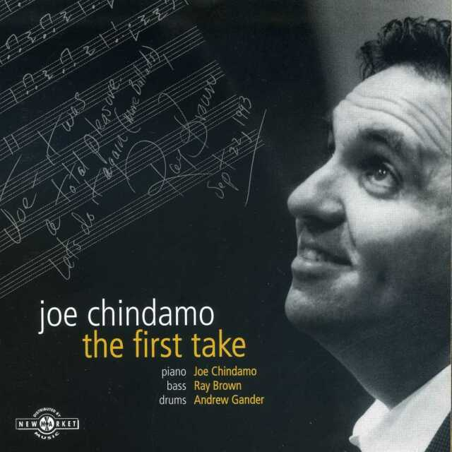 The First Take by Joe Chindamo, Ray Brown (CD, 2002, Newmarket)