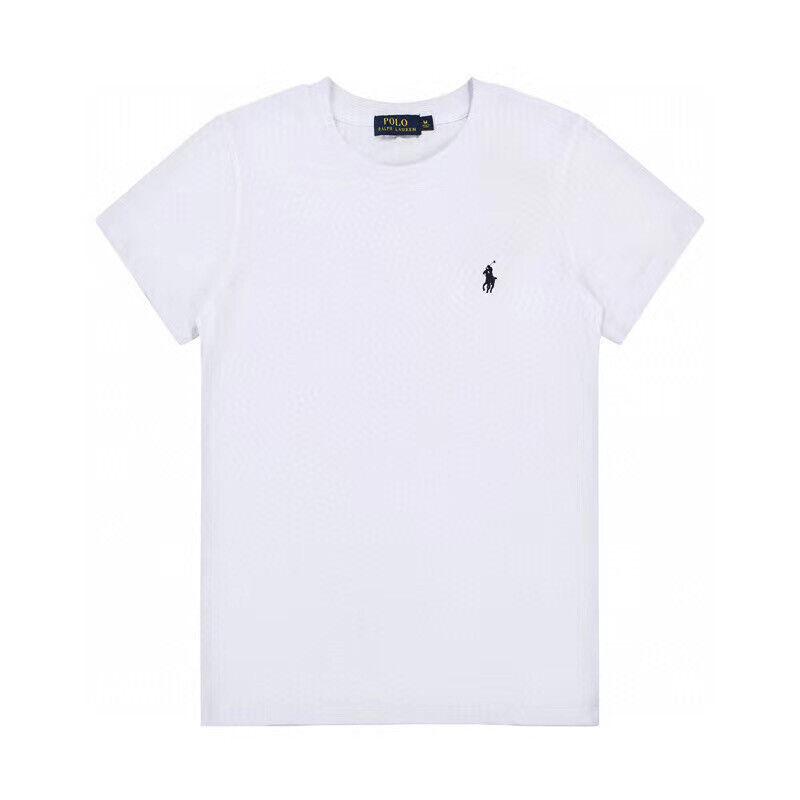 """Polo Sport Ralph Lauren /""""POLO/"""" Damen Weiß Classic-Fit T-Shirt Tee S-XL NEU OVP"""