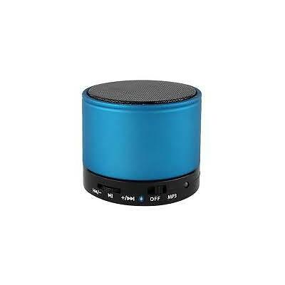 Mini LED Wireless Bluetooth Speaker With USB AUX TF Slot Loudspeaker, speakers