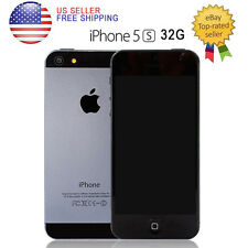 Apple iPhone 5s - 32GB - Gray Factory Unlocked Smartphones Sim Free