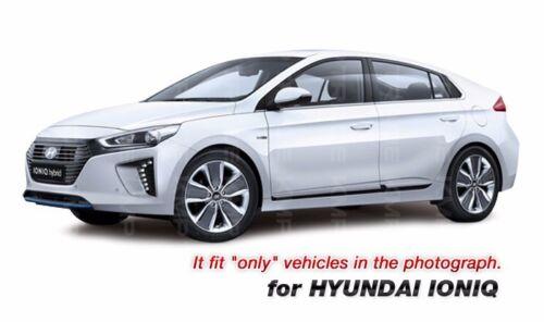 Hair Line Steering Wheel Power Handle Knob Spinner for HYUNDAI 2016-18 Ioniq