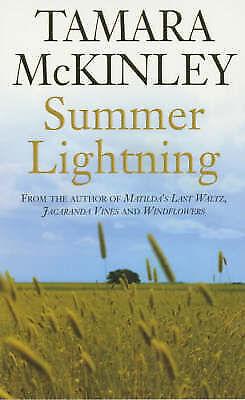 Summer Lightning, McKinley, Tamara | Paperback Book | Good | 9780749933753