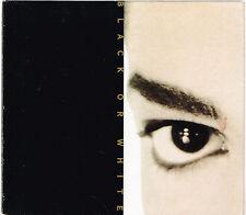 Michael Jackson - Bill Bottrell - Slash - BLACK OR WHITE - Radio Only CD - 1991