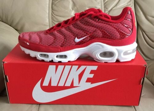 1 Max 6 Trainers University Rojo Txt 647315 Plus 611 Uk Tn Air Tuned Nike blanco Z6q5XnZ