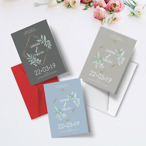 Personalised-Wedding-Order-Of-Service-Cards-Luxury-Folded-A5-Program-Booklets