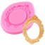 3D-Silicone-Frame-Fondant-Mold-Cake-Decorating-Chocolate-Baking-Mould-Tool-New thumbnail 2