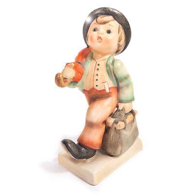 "Decorative Collectibles Vintage Goebel West Germany #11 2/0 Merry Wanderer Umbrella Figurine 4.25"" Collectibles"