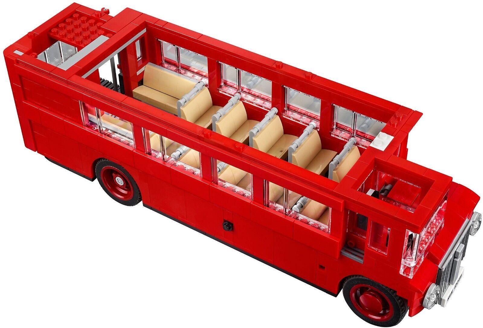 LEGO Créateur Expert Expert Expert Collectionneurs 10258 - Londres Bus NEUF | D'ornement  c9833a