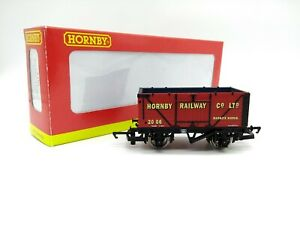 Hornby-R6323-Hornby-2006-End-Tipping-Wagon-OO-Mint-amp-Boxed