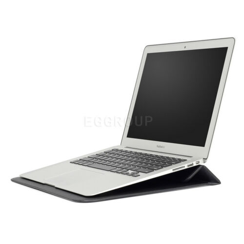 For Samsung MacBook 11 13 15 Retina Slim Leather Laptop Sleeve Bag Case Cover