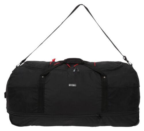 TROLLEY NEW Rebels Roll Borsa da viaggio rollingbag XXL 80 cm Trolley Bag pieghevole scelta