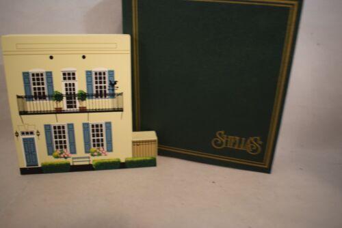 b618 SHELIA/'S 1997 SOUTH OF BROAD CREAM Charleston Artist Proof  CHS65   NIB