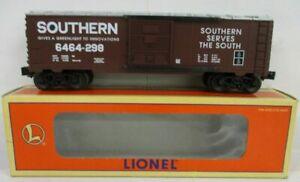 LIONEL 29214 6464-298 SOUTHERN RAILWAY BOX