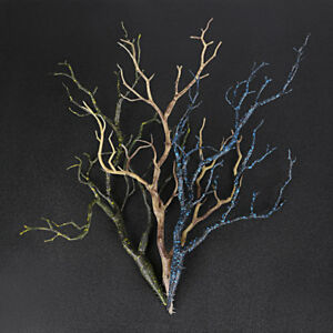 Image Is Loading Artificial Manzanita Dry Plant Tree Branch Party Decoration