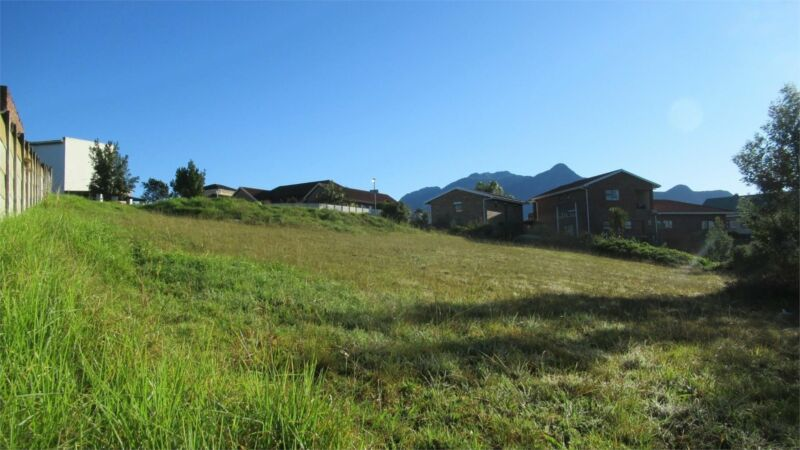 1,060m² Vacant Land For Sale in Rooi Rivier Rif