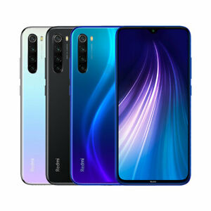 "Xiaomi Redmi Note 8 4GB+128GB 6,3"" 48MP 4000mAh Smartphone Handy Global Version"