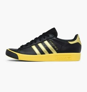 adidas-Forest-Hills-Sizes-4-7-Black-RRP-85-BNIB-CQ2084-RARE