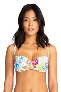Johnny bikini di Bikini ferretto Was con con top Maui Csw4519 s stampato p4qx0B4