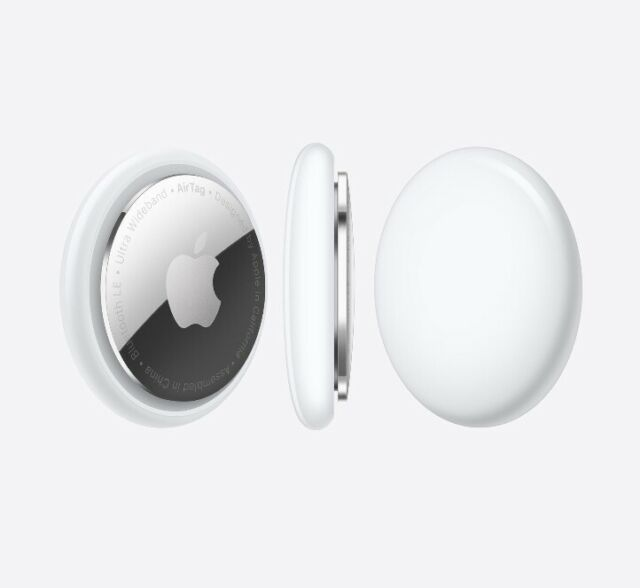 ✅Apple Airtag 4-Pack. ✅BRAND NEW 2021. iphone air tag 4 pack. tracking device.