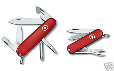 Victorinox Swiss Army Red Tinker, Classic SD Combo 91, 58mm Tools Knife 57057