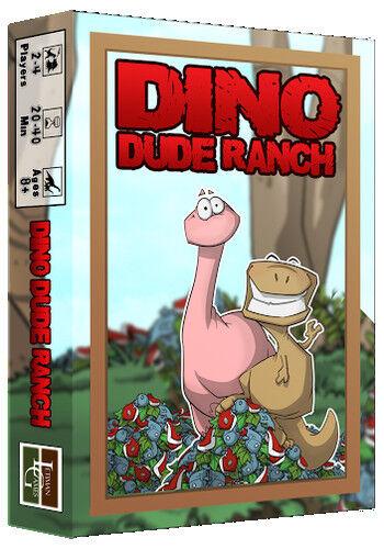 Dino Dude Ranch  - BRAND NEW