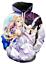 MenWomen-3D-Print-Anime-Sailor-Moon-Casual-Hoodie-Sweatshirt-Jacket-Pullover-Top miniature 18
