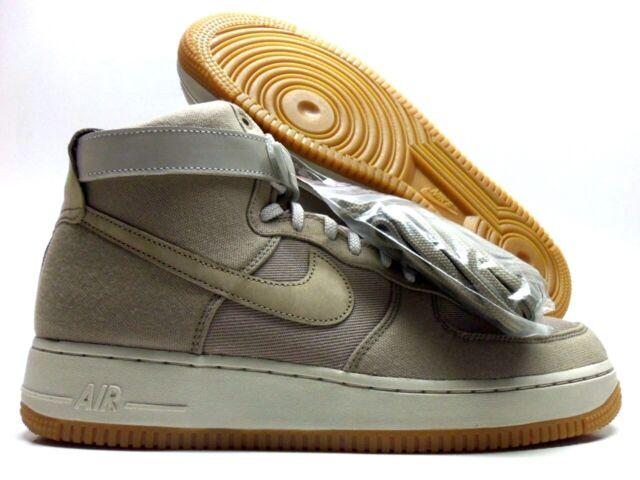 Nike Air Force 1 Hi Utility Khaki/khaki