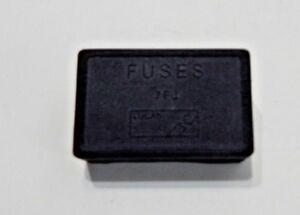 Pleasant New Fuse Box Cover Lid Mgb 1970 Midget 1968 Triumph Tr250 Tr6 Wiring Digital Resources Honesemecshebarightsorg