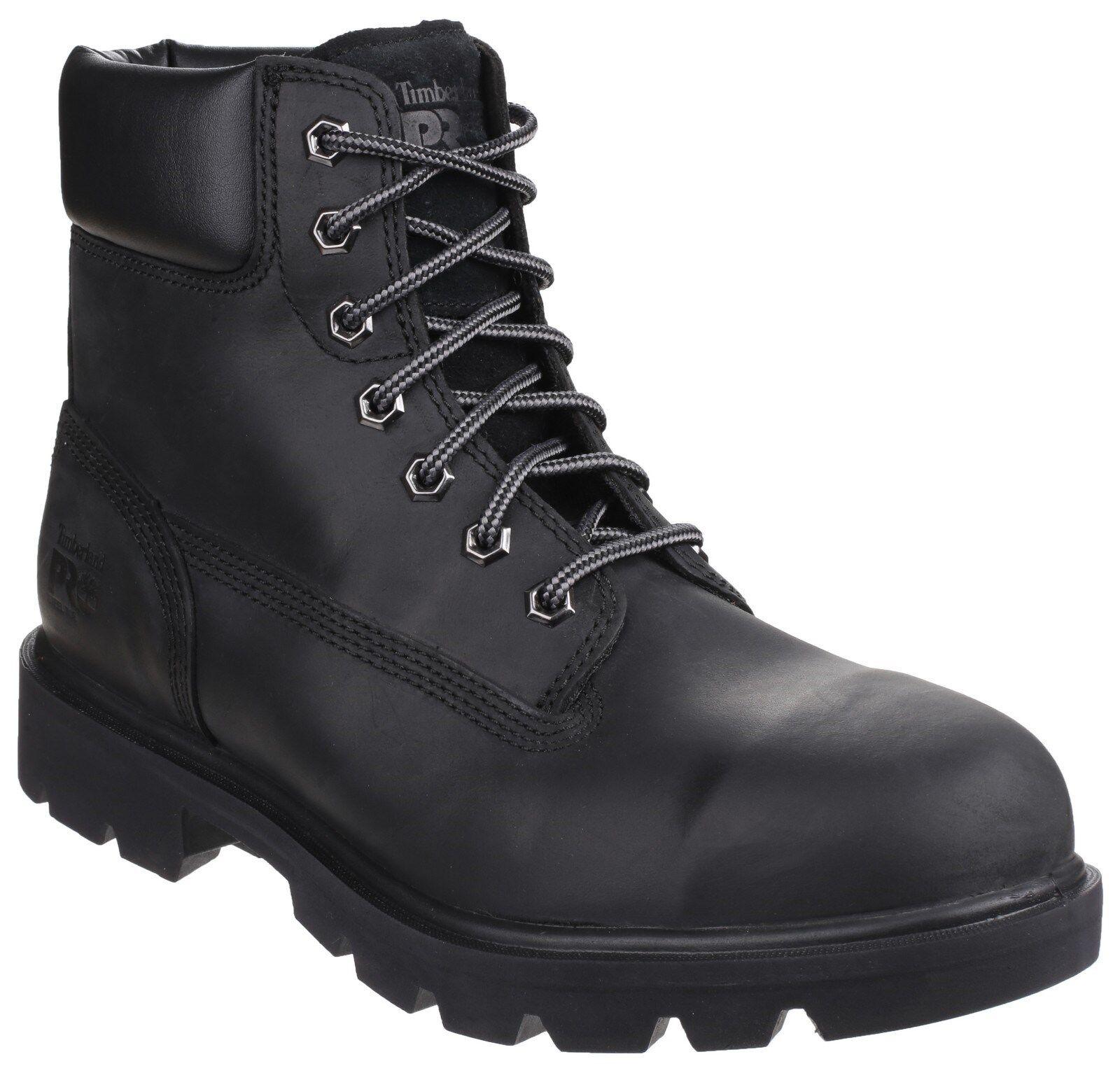 PUMA XO parallelo Tactical 46 Boots Uomo TG 46 Tactical Pelle Nera Alta Scarpe Sneaker bfea5d