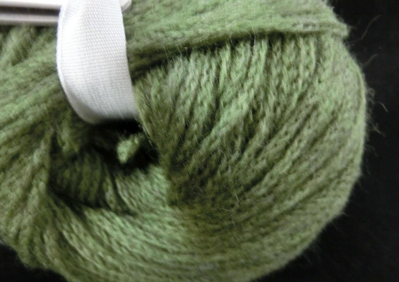 Lana Grossa Landlust Merino 120 Wolle Kreativ 115 moosgrün 50 g Fb