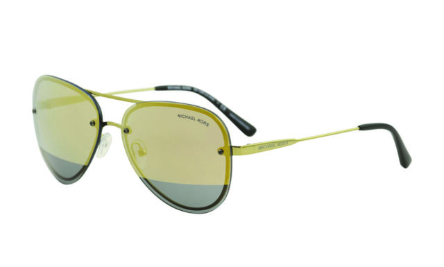 Michael Kors MK1026 Pale Gold Tone Woman Sunglasses
