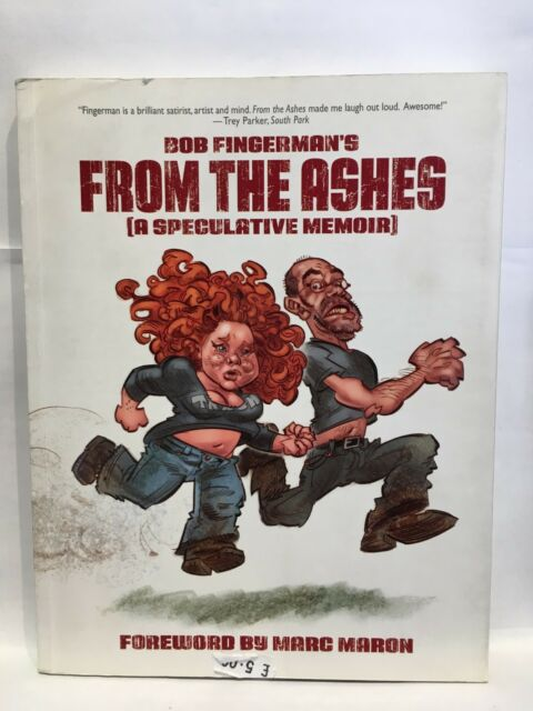 Bob Fingerman's From The Ashes (A Speculative Memoir) Paperback Graphic Novel