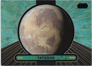 Star Wars Galactic Files 2 Base Card #644 Outlander Club