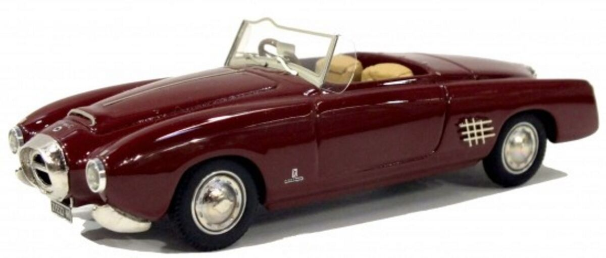 Kit Lancia Aurelia B52 1953 ch.B52 1052 - ABC Brianza kit 1 43